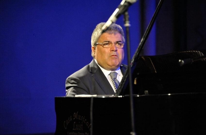 """Barletta Piano Festival: venerdì 6 agosto """"Astor and Piano"""" con Rosario Mastroserio"""